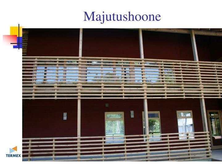 Majutushoone