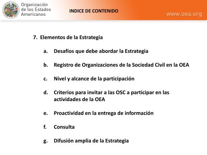 INDICE DE CONTENIDO