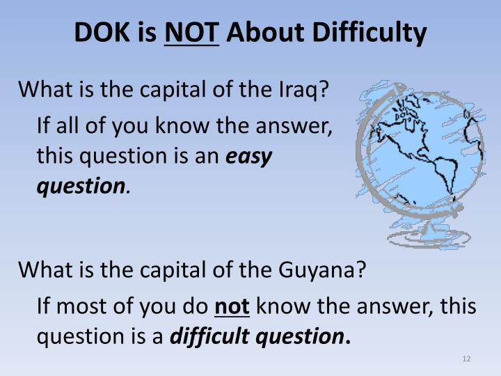DOK is