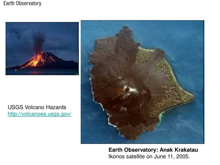 USGS Volcano Hazards