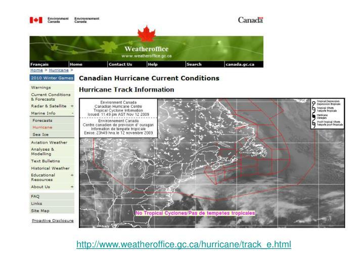 http://www.weatheroffice.gc.ca/hurricane/track_e.html