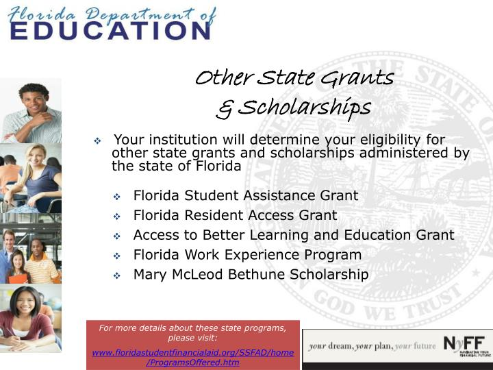 Other State Grants
