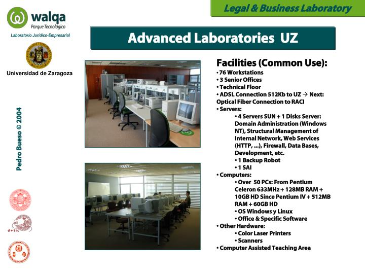 Advanced Laboratories  UZ