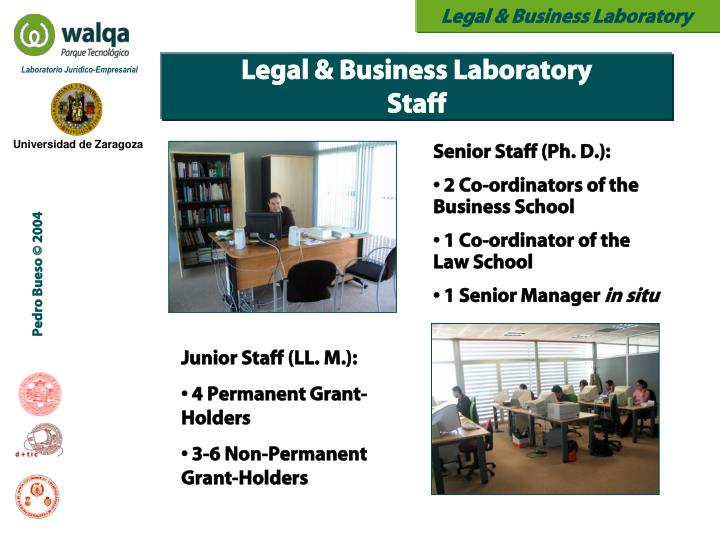 Legal & Business Laboratory
