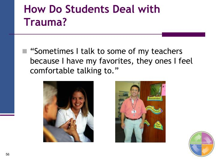 How Do Students Deal with Trauma?