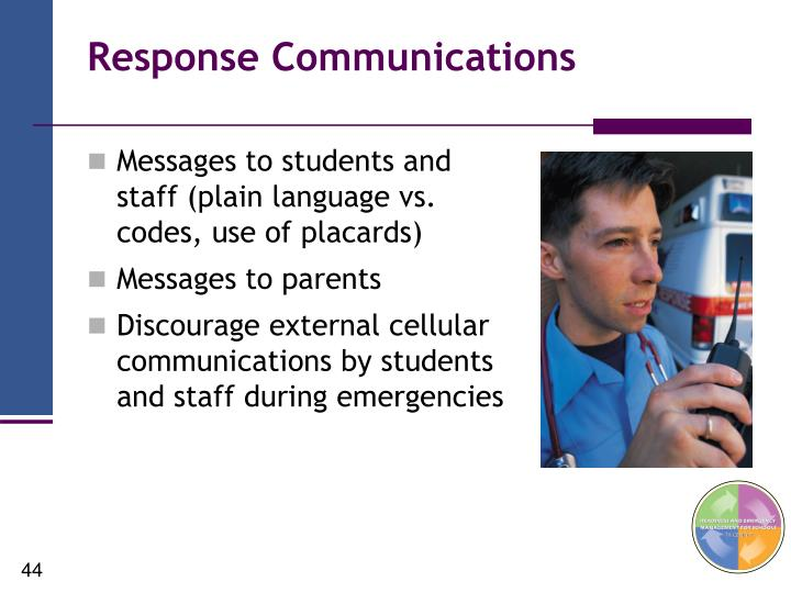 Response Communications