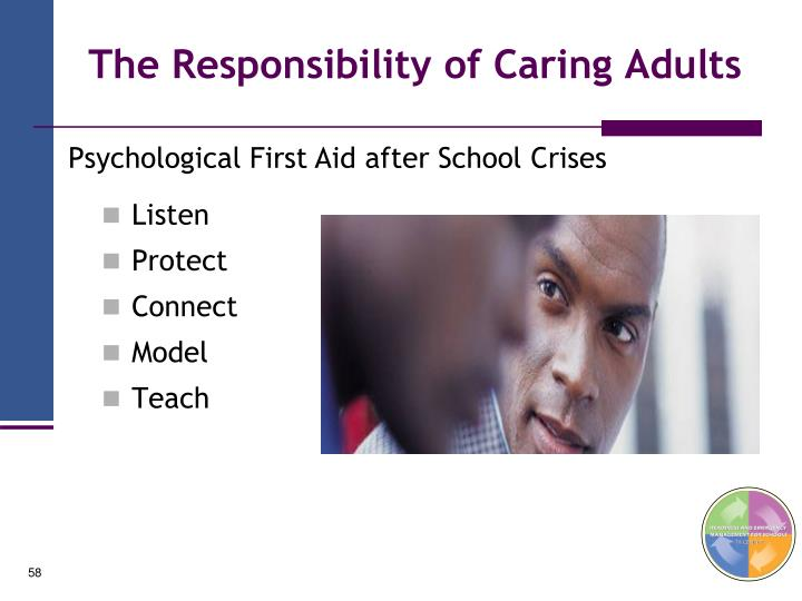 The Responsibility of Caring Adults