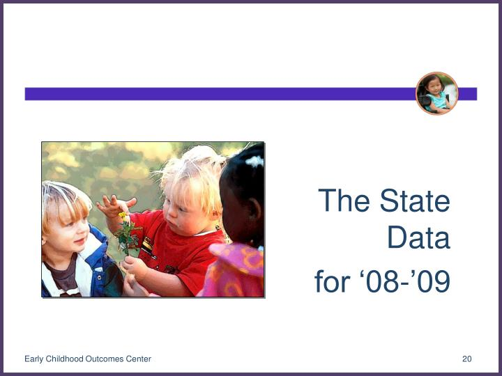 The State Data