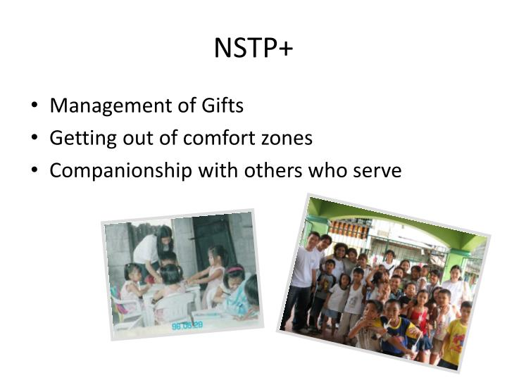NSTP+
