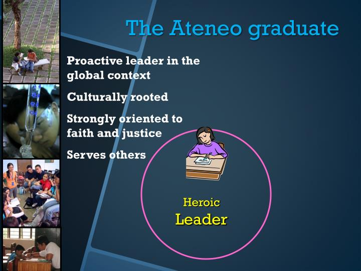 Proactive leader in the global context
