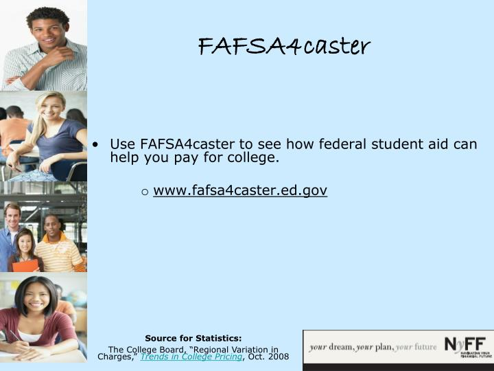 FAFSA4caster