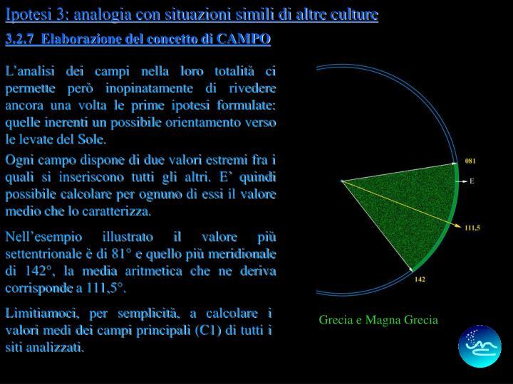 Ipotesi 3: analogia con situazioni simili di altre culture