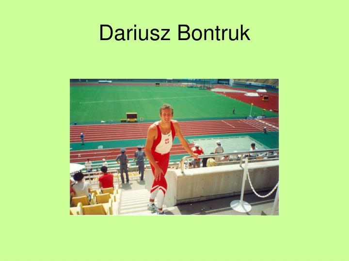Dariusz Bontruk