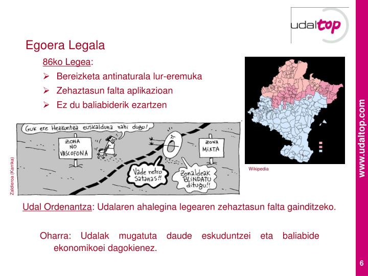 Egoera Legala