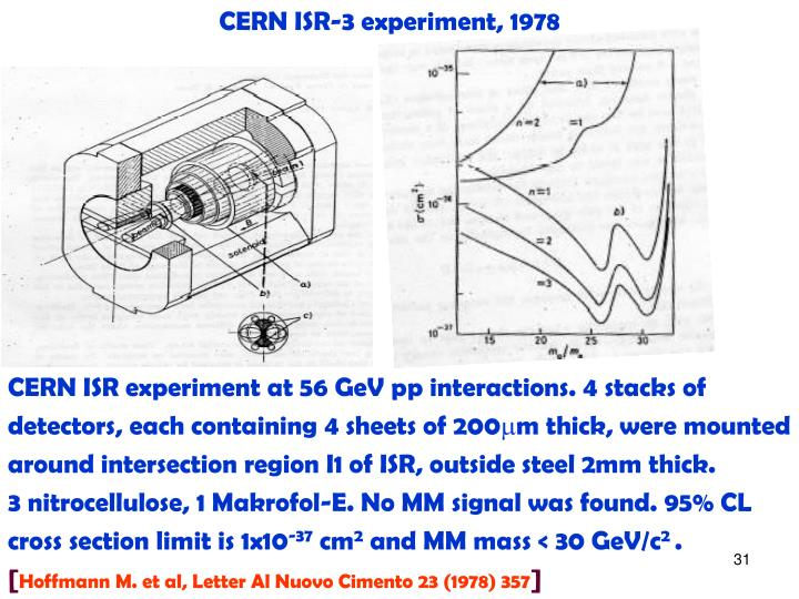 CERN ISR-3 experiment, 1978