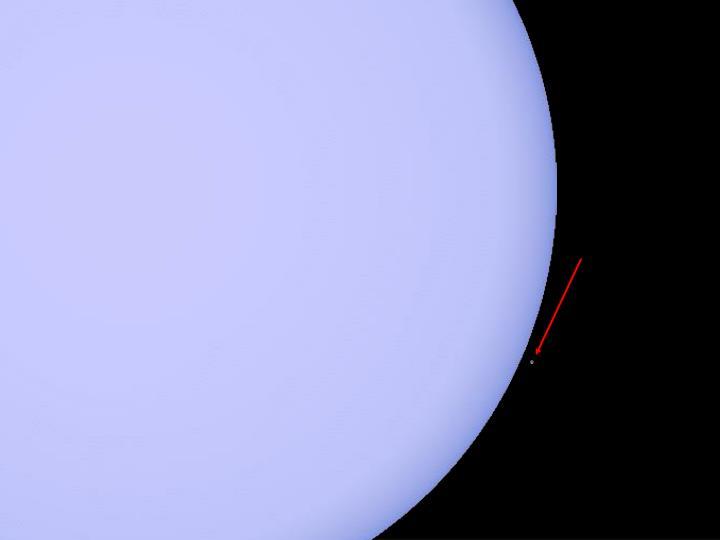 O Sol e a Terra