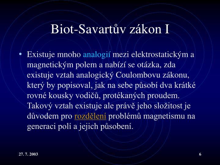 Biot-Savart
