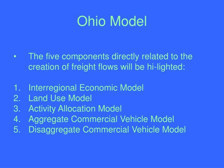 Ohio Model