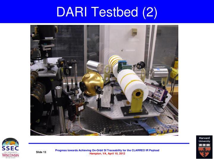 DARI Testbed (2)