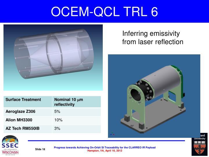 OCEM-QCL TRL 6
