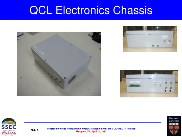 QCL Electronics Chassis