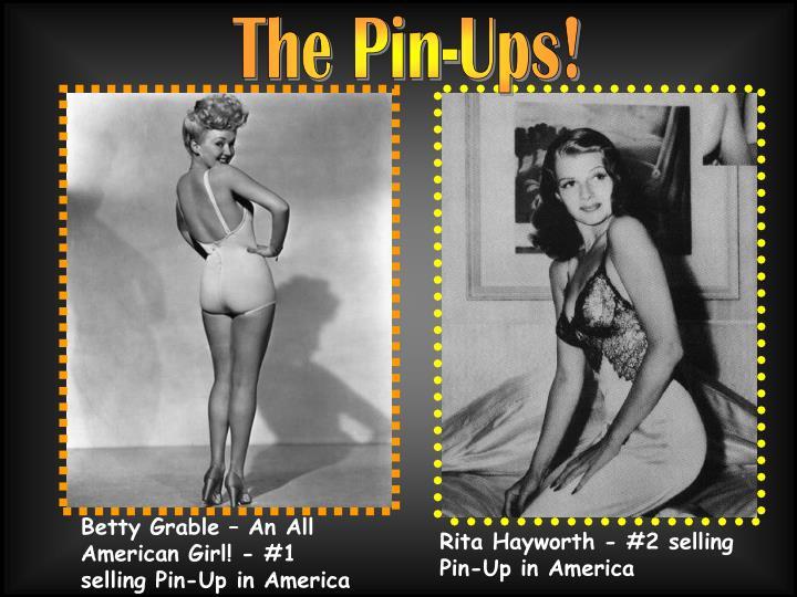 The Pin-Ups!