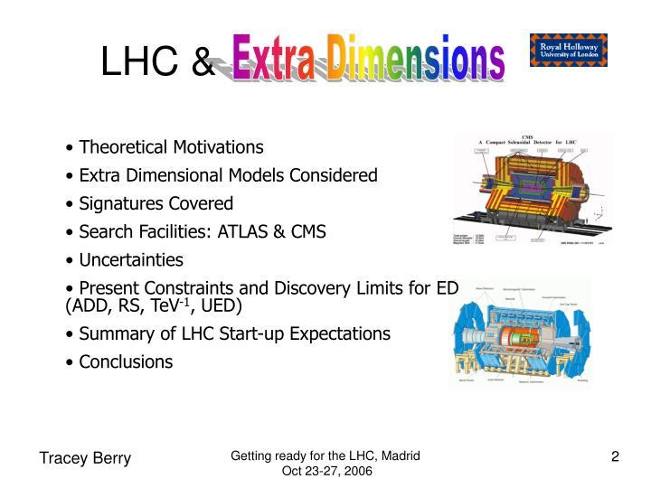 LHC &