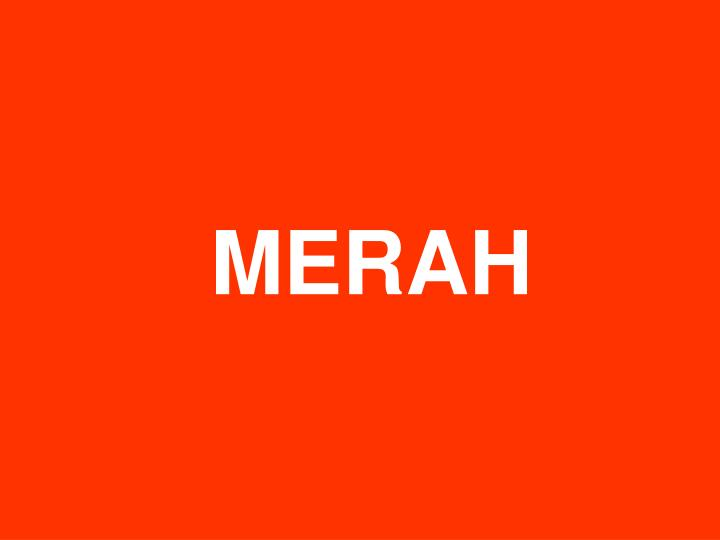 MERAH