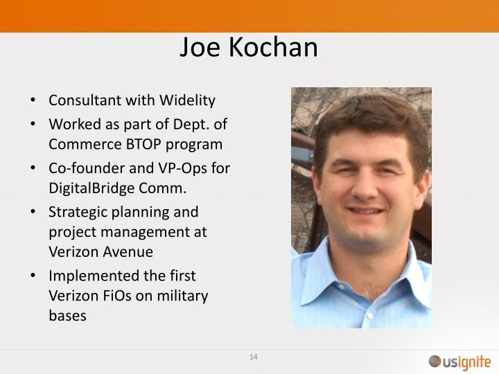 Joe Kochan