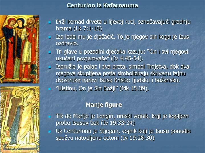 Centurion iz Kafarnauma