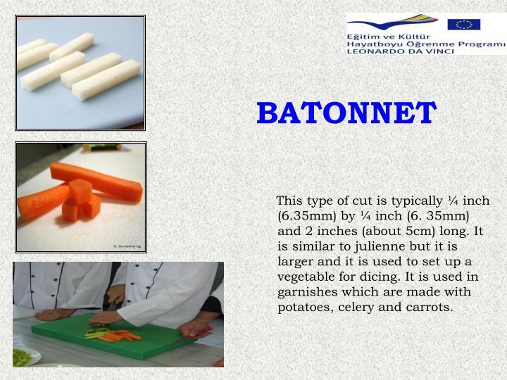 BATONNET