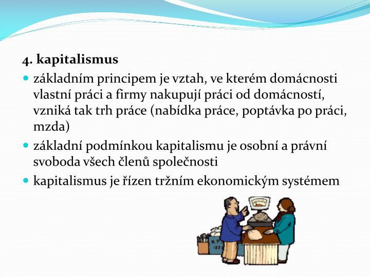 4. kapitalismus