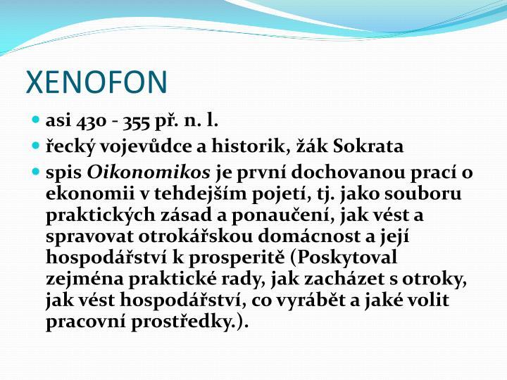 XENOFON