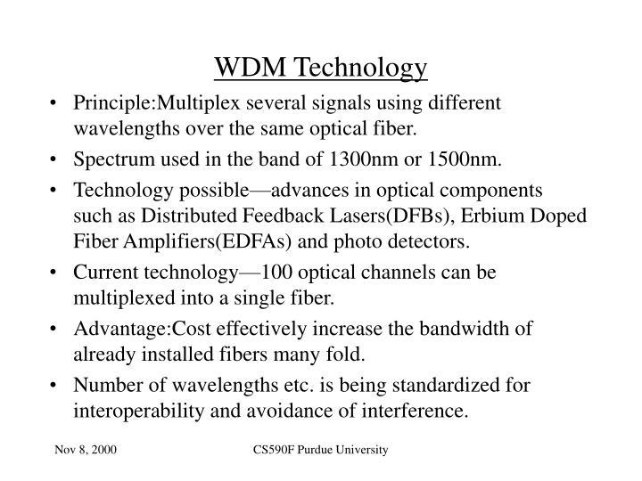 WDM Technology
