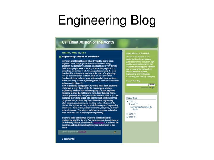 Engineering Blog