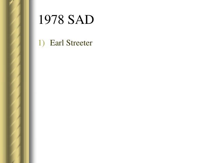 Earl Streeter