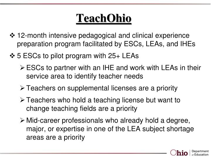 TeachOhio