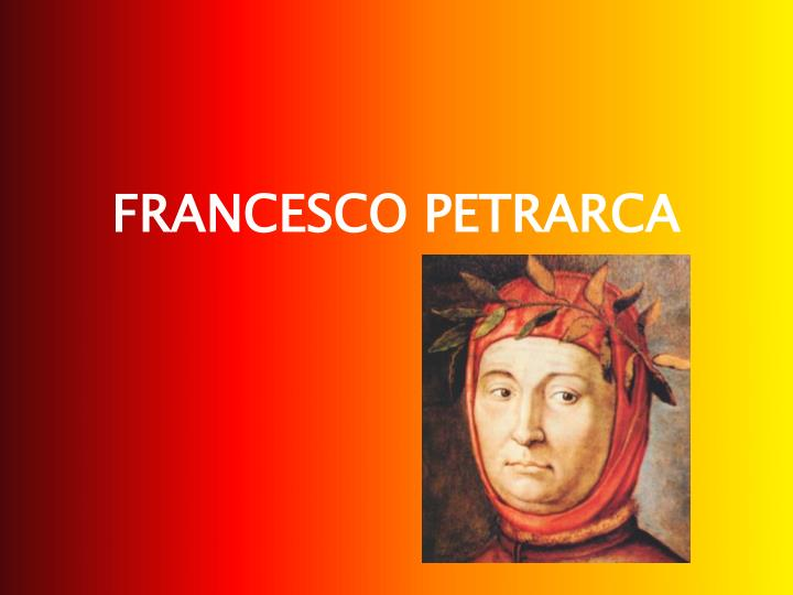 who was francesco petrarch Amazoncom: delphi collected poetical works of francesco petrarch (illustrated) (delphi poets series book 64) ebook: francesco petrarch: kindle store.