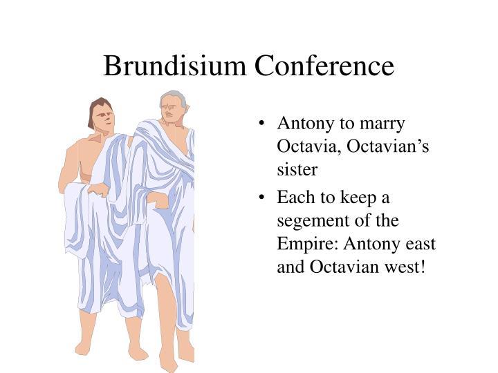Brundisium Conference