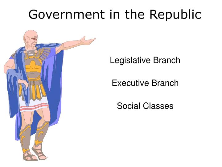 Government in the Republic
