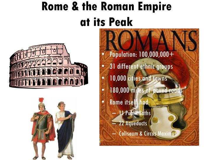 Rome & the Roman Empire