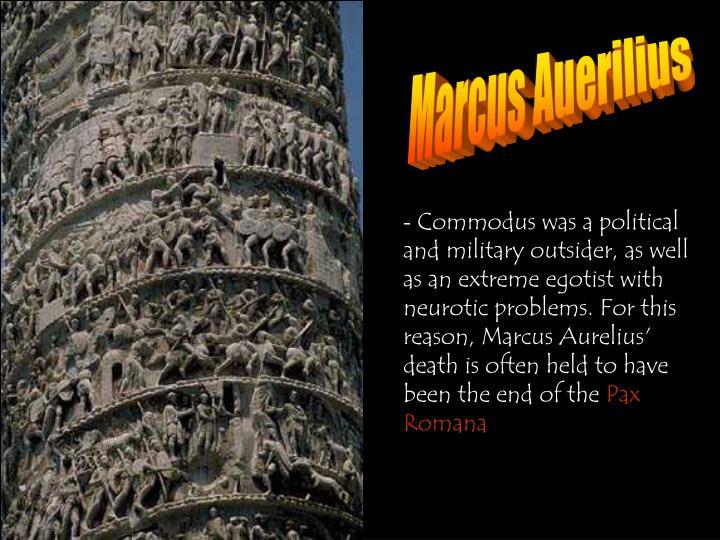 Marcus Auerilius