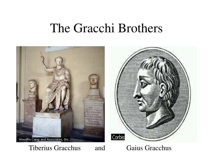 The Gracchi Brothers