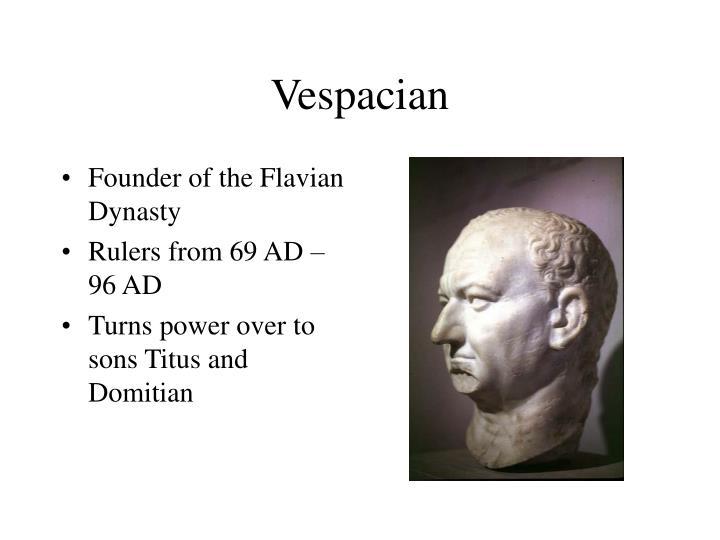Vespacian