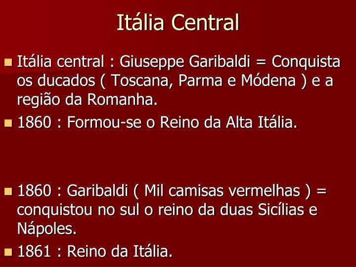 Itália Central