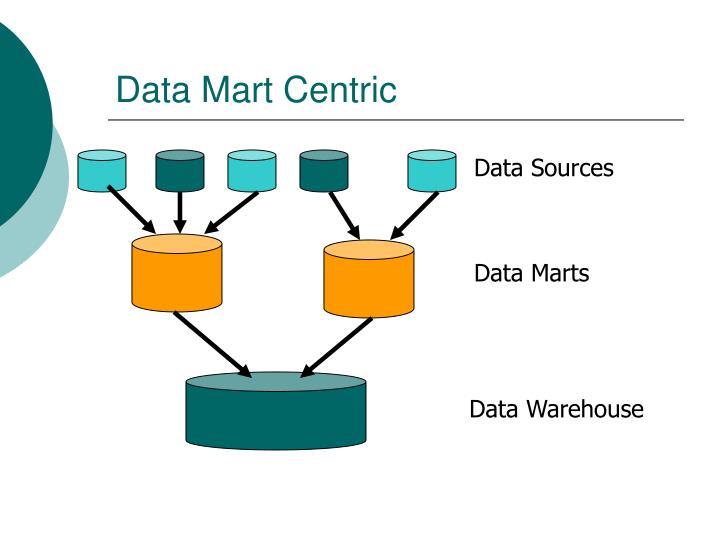 Data Mart Centric