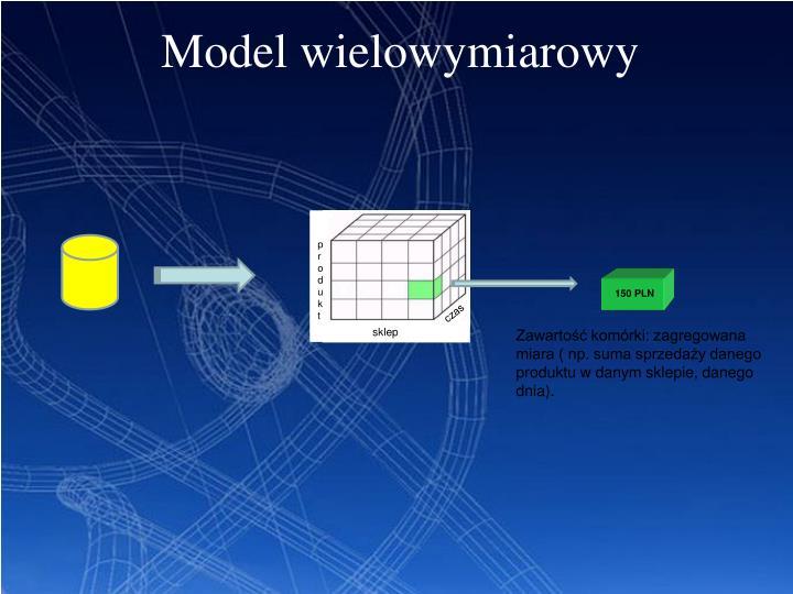 Model wielowymiarowy