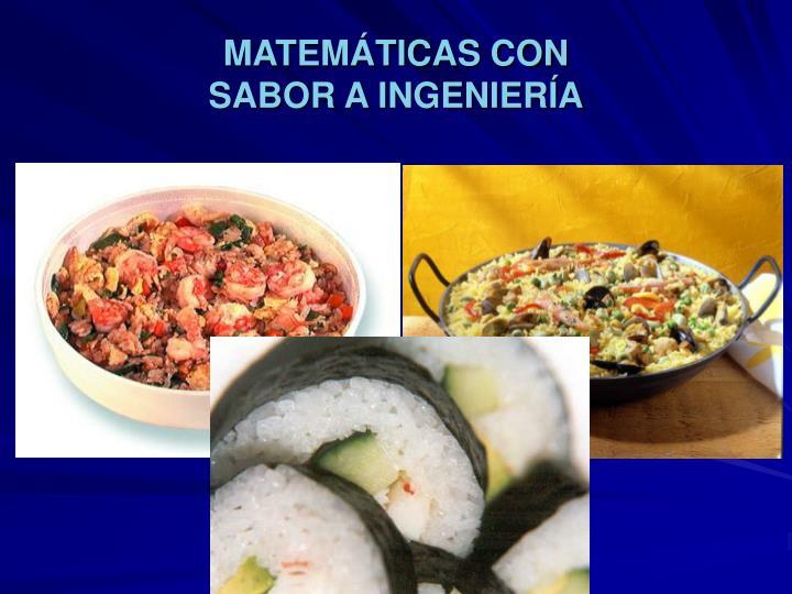 MATEMÁTICAS CON