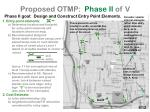 proposed otmp phase ii of v