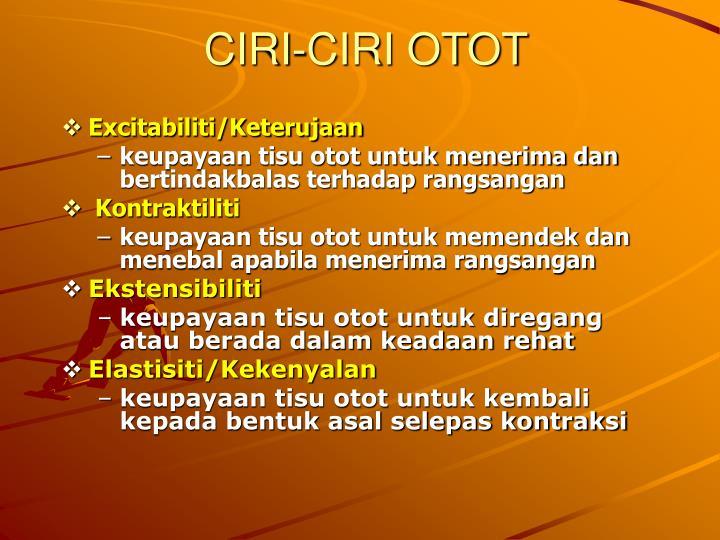 CIRI-CIRI OTOT